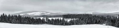 winter snow monochrome photoshop québec neige paysage lightroom winterlandscape autopano appalaches paysagedhiver quebeclandscape nikkor2470mm paysagequébécois nikond800e wacomintuospro
