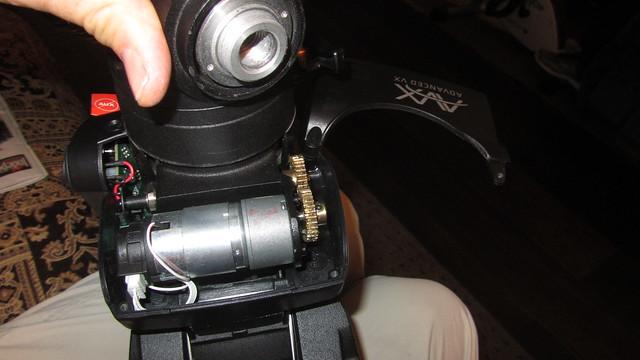 IMG_6706 Celestron Advanced VX motor