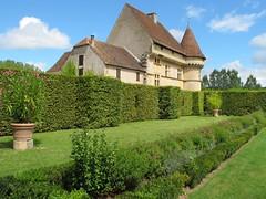 2011 08 15 Francia - Aquitania - Landes - Losse - Castello - Giardini_0133