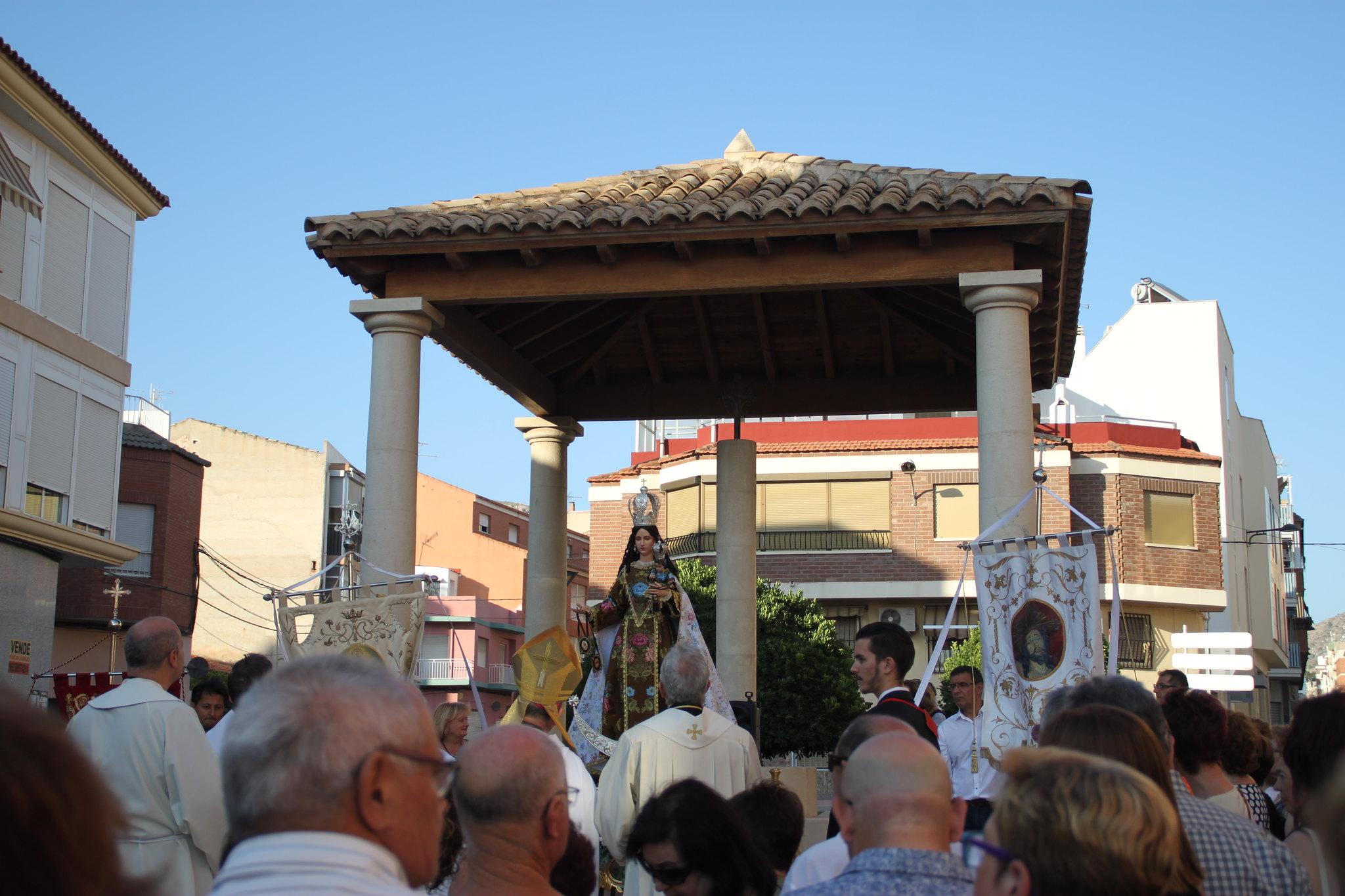 (2015-07-12) - Virgen del Carmen, parroquia La Santa Cruz - Javier Romero Ripoll (78)