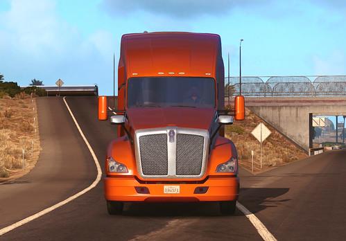 American Truck Simulator   by At'Meh [36RUS]