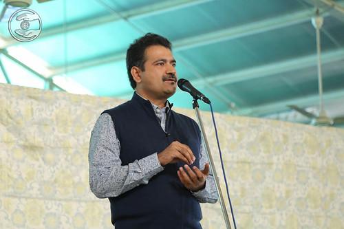 Manish Kumar from Sant Nirankari Colony, Delhi expresses his views