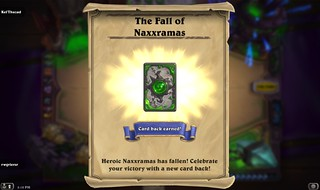 naxxramas-card-back | by ryangrie
