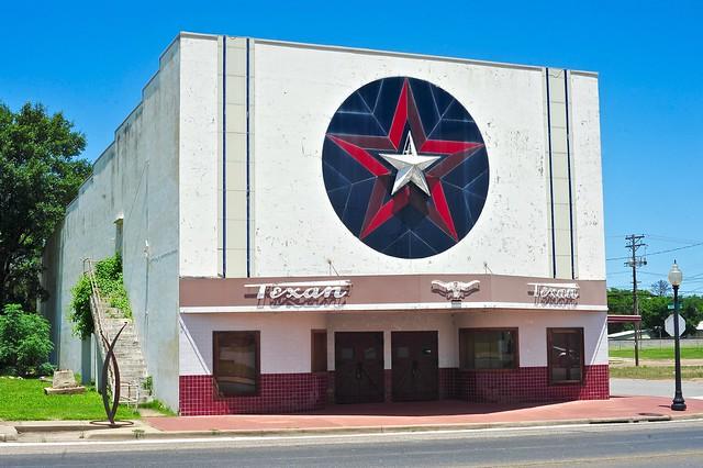 Texan Theater - Kilgore,Texas