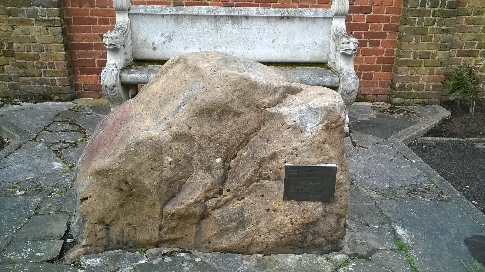 Tarry stone Cookham