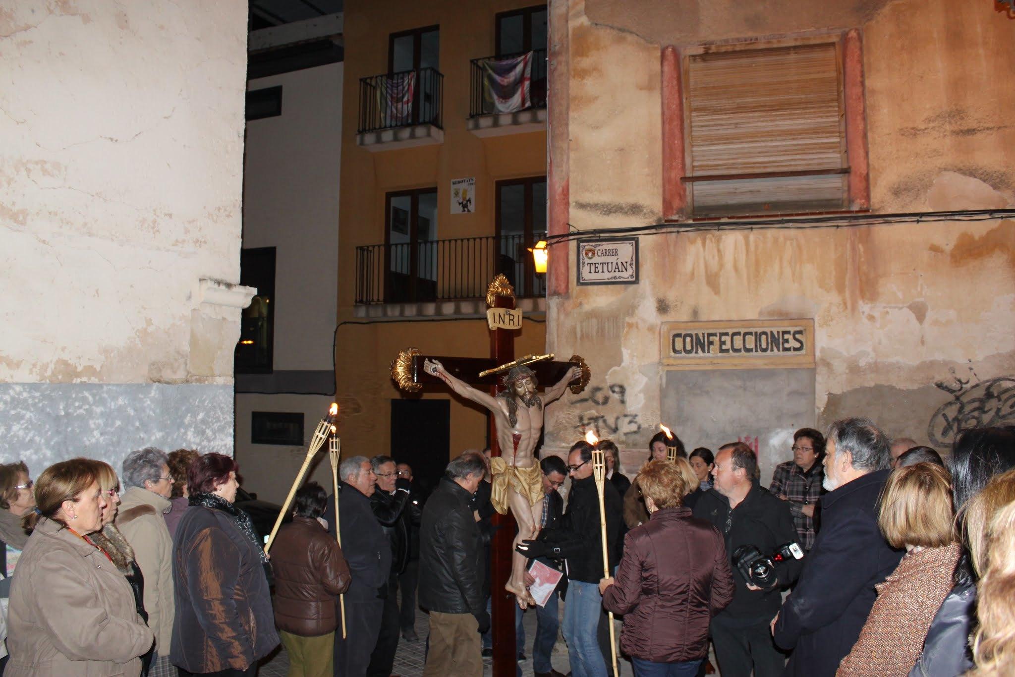 (2013-03-22) - IV Vía Crucis nocturno - Javier Romero Ripoll (159)
