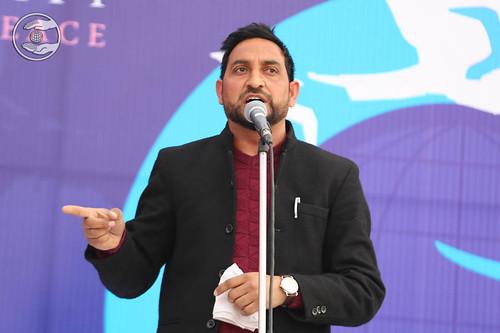 Jaspal from Hoshiarpur expresses his views