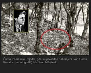 Jama Ivan Goran Kovacic Slike Partizana