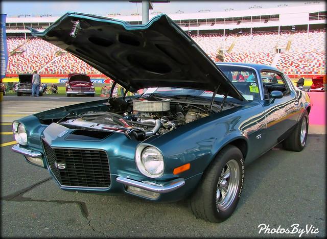 '71 Chevy Camaro SS