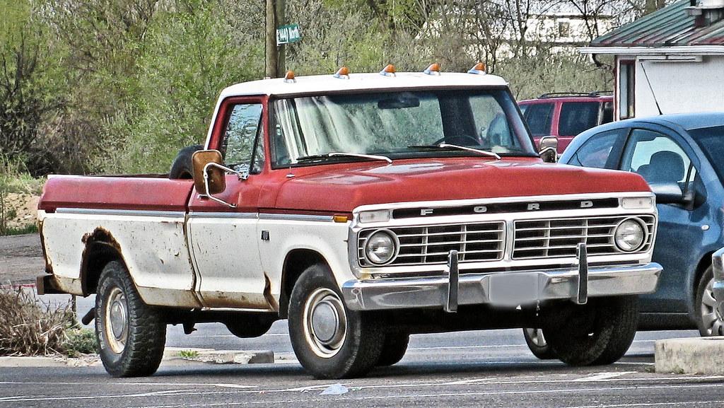 Old Ford Farm Truck Eyellgeteven Flickr