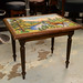 Small tapestry table