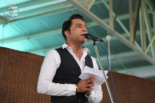 Devotional song by Rakesh Ahuja from Calgary, Canada