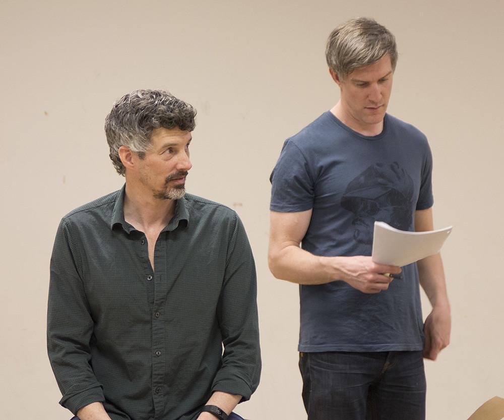 Jeff Parker and Nathan Hosner