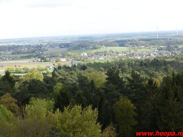 2016-04-30   Lentetocht  (klim) wandeling 40 Km  (82)