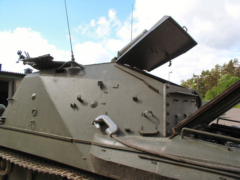 Pansarvarnskanonvagn m-43 5