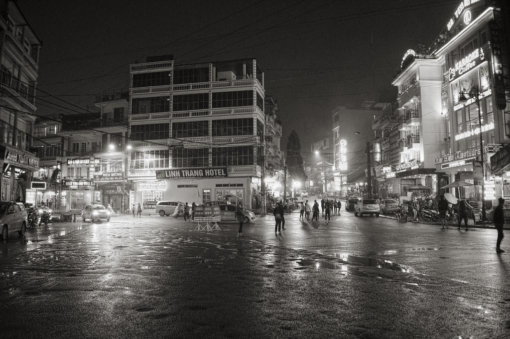 Night in Sapa