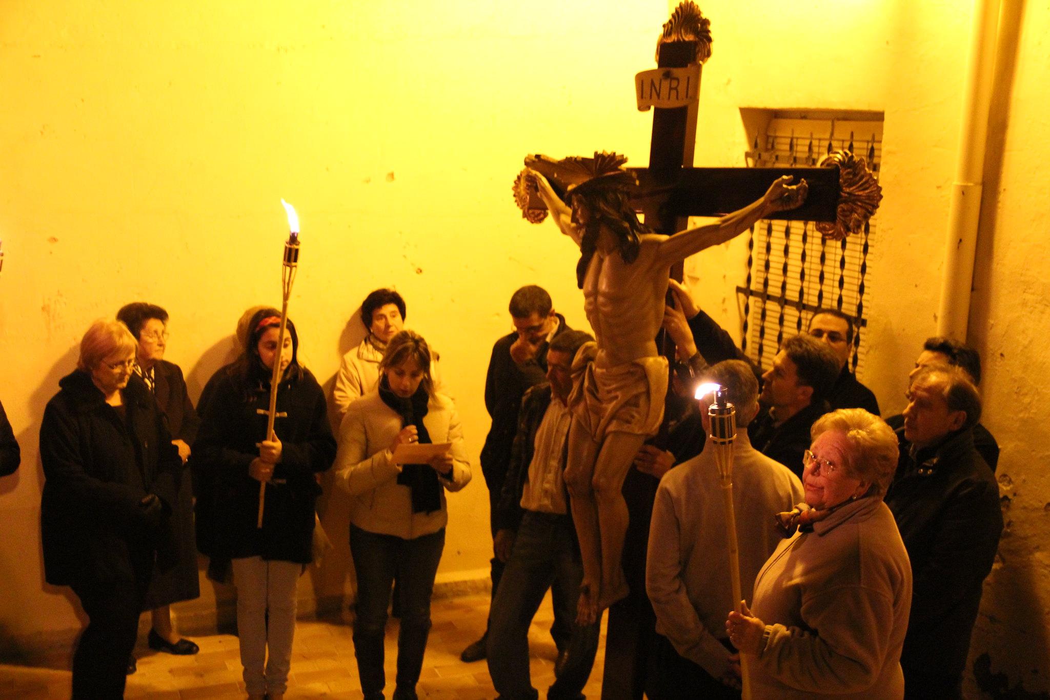 (2012-03-30) - III Vía Crucis nocturno -  Antonio Verdú Navarro  (83)