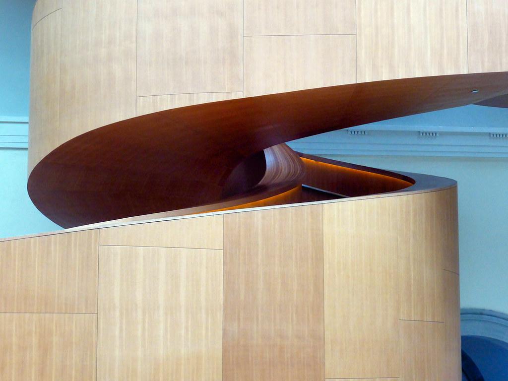 Art Gallery of Ontario Stairs