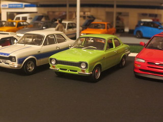 Ford Escort RS 1600 by Minichamps | by IFHP97