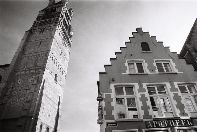 13 Cathedral, Bruges