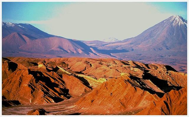 Travels Afar Chile 1994.
