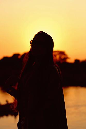 sunset sky reflection girl silhouette canon eos 50mm warm dhaka bangladesh goldenhour sunflare shadman sunflares 700d canon700d t5i canont5i shadmanali shadmanaliphotography shadmanphotography
