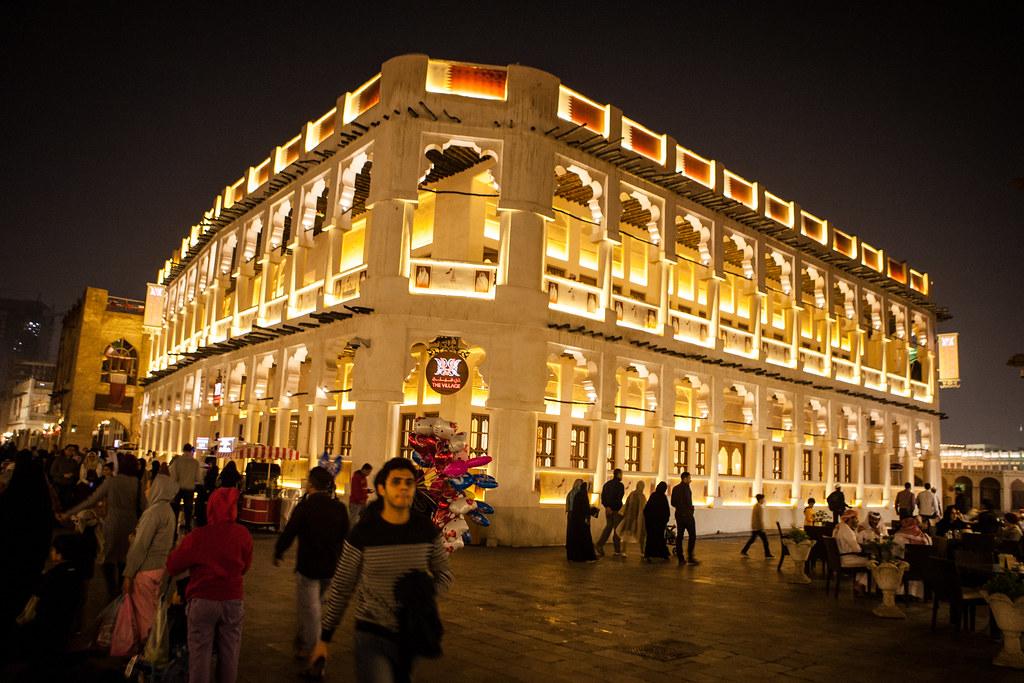 Souq Waqif سوق واقف | Hossam el-Hamalawy | Flickr