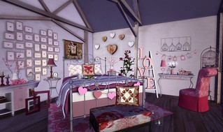 Circa Living- Love Notes | by Hidden Gems in Second Life (Interior Designer)