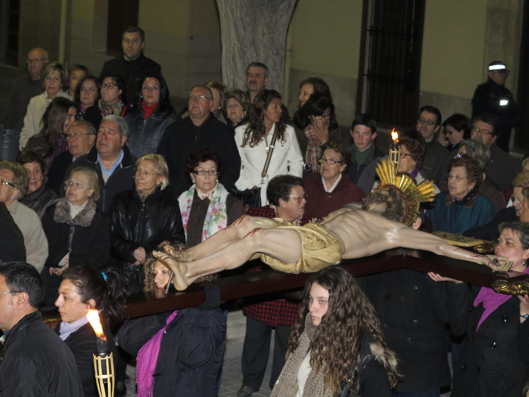(2013-03-22) - IV Vía Crucis nocturno - Antonio Verdú Navarro  (35)