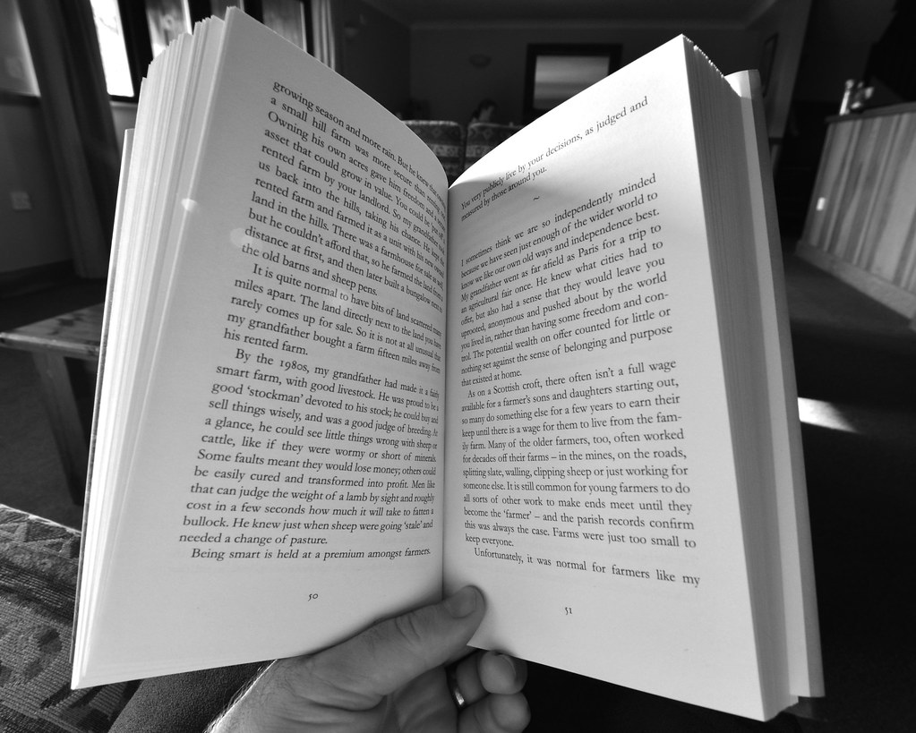 8/100 Reading   I'm an unabashed bookworm and always have b…   Flickr