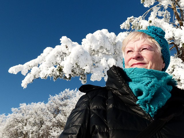 Grüße aus dem Schnee