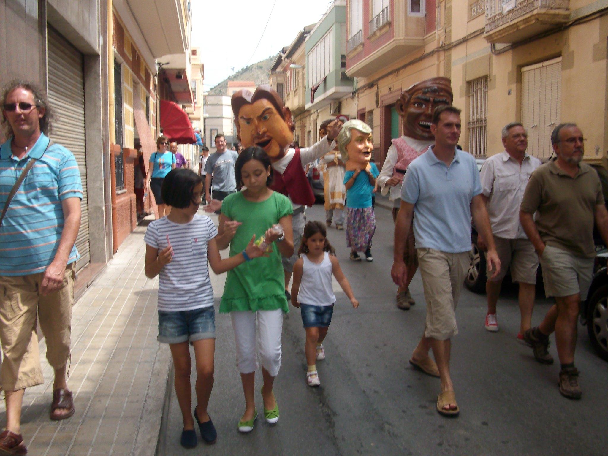 (2010-07-04) - Pasacalle Gent de Nanos - José Vicente Romero Ripoll -  (10)