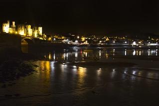 Still Night at Conwy