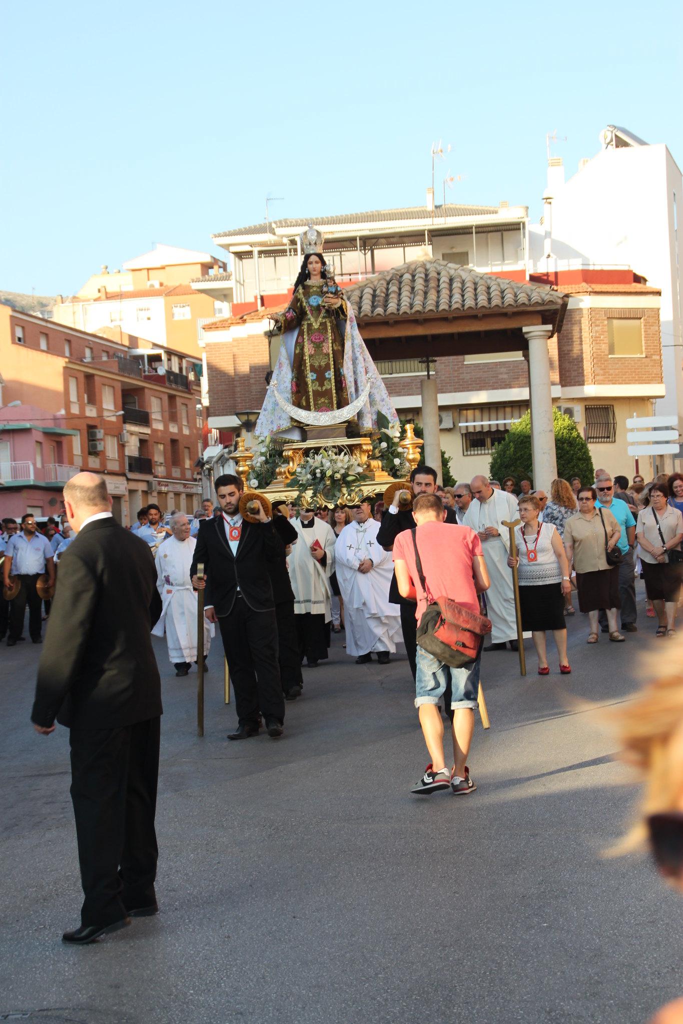(2015-07-12) - Virgen del Carmen, parroquia La Santa Cruz - Javier Romero Ripoll (183)