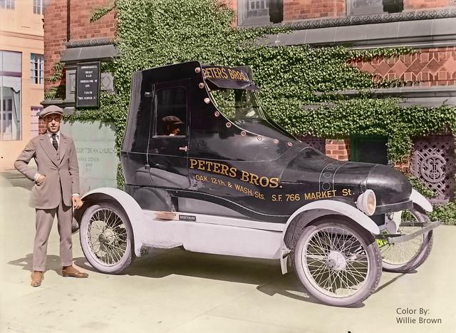 1922 San Francisco