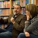 Fabio Canino in libreria con Fabio Genovesi per presentare 'Rainbow Republic' - Empoli, 30 marzo 2016