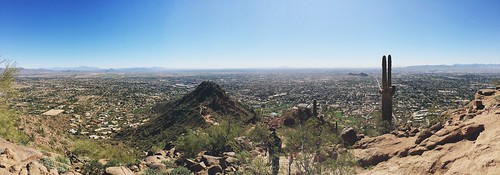 Hiking Camelback. Phoenix, AZ. | by Katie Tegtmeyer