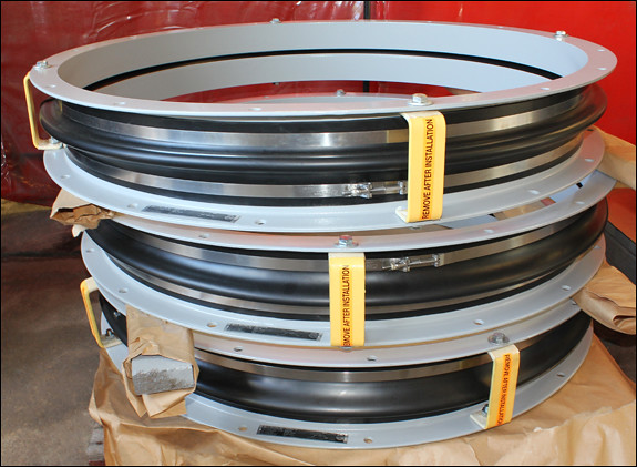 Neoprene Expansion Joints for a Gas Turbine Application