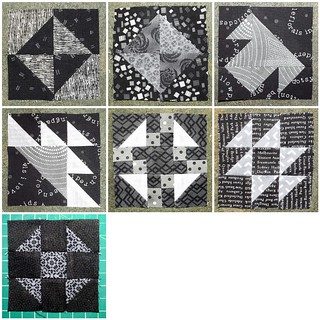 365 Challenge Quilt Sampler Week 04 | by Grey Cat Quilts