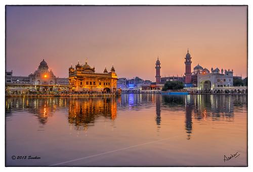india holy sikh gurdwara punjab amritsar trance goldentemple guru waheguru palki hymns holybook granth harmandirsahib sanctumsantorum granthsahib