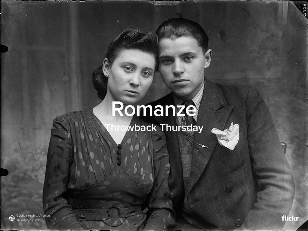 Throback Thursday: Romanze