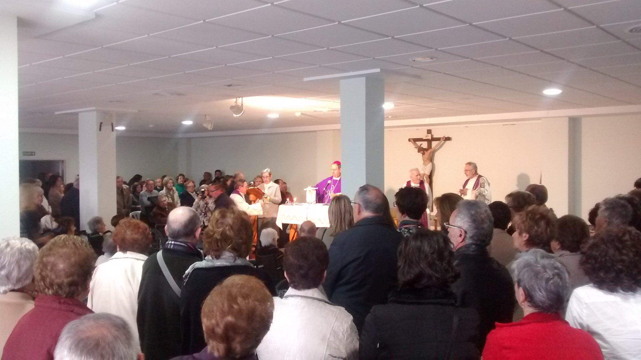 (2016-02-13) - Inauguración Virgen de Lourdes, La Molineta - José Vicente Romero (13)