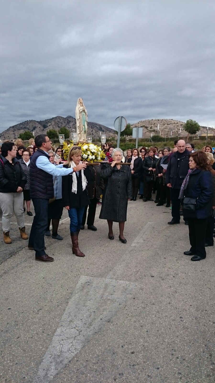 (2016-02-13) - Inauguración Virgen de Lourdes, La Molineta - Pascual Serrano (03)