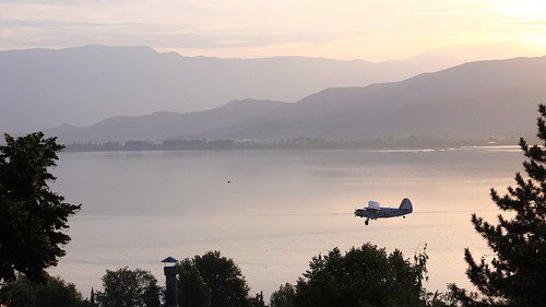 dojran lake landscape aerial panorama airplane macedonia emilchuchkov emilchuchkovphotography