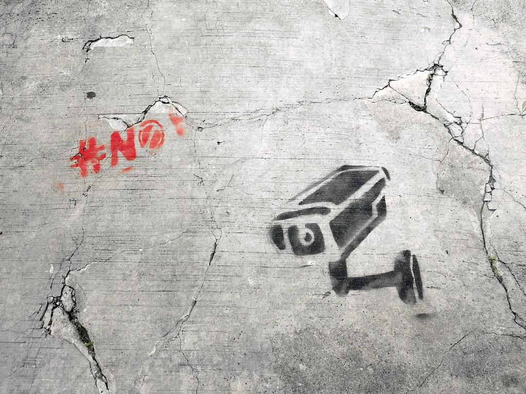 Just Say #NO to Surveillance