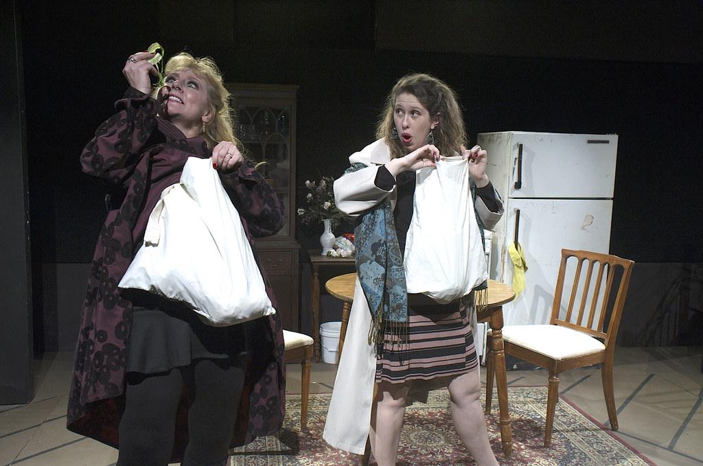 <p>Hanna Bondarewska as Antonia and Moriah Whiteman as Margherita<br /> <br /> Photo by Valentin Radev</p>