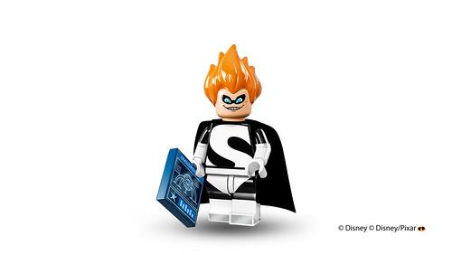 LEGO Collectible Minifigures 71012 - Disney - Syndrome