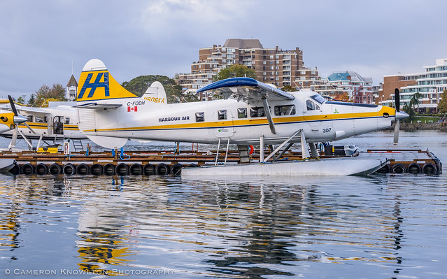 Harbour Air C-FODH