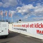 Ica Maxi Banderoll