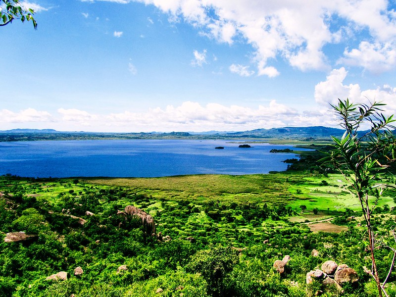 A view of the lake. #lakevictoria #travel #mission #tearfund # #lake  #africa #traveling #exploring #tanzania #green #exploringAfrica #thisIsAfrica